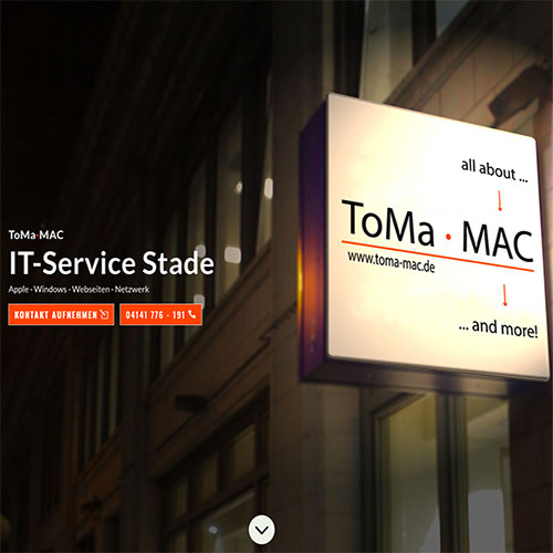 Relaunch-ToMa-MAC-Stade-Cuxhaven-Zeven