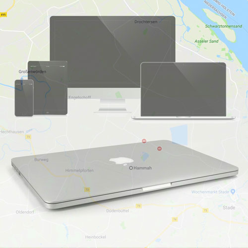 Apple | Mac Service & Reparatur in Hammah und Umfeld