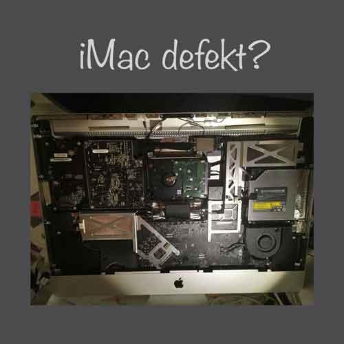 iMac Reparatur Stade