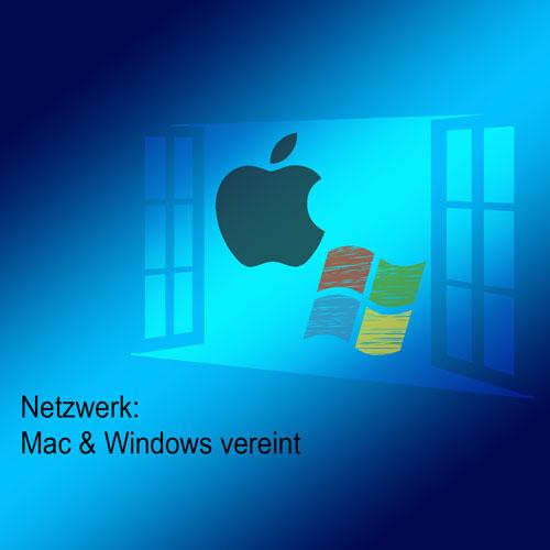 Mac zusammen mit Windows – ein Albtraum?